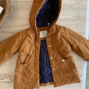 Zara Baby Outerwear Collection - Winter Jacket